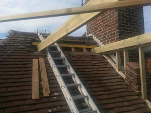 Loft Conversions by experienced warranteed Carpenter & Builder