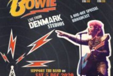 Absolute Bowie – Special Broadcast – Live Stream