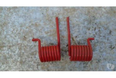 vicon hay turner tine springs pair