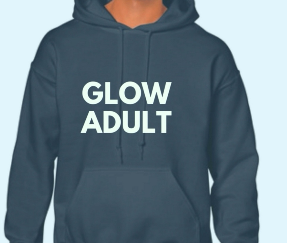 BUY GLOW ADULT DESIGNER CLOTHES TODAY ON DISCOUNT.
