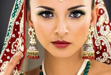 Asian Bridal Hair & Make-Up Artist In London