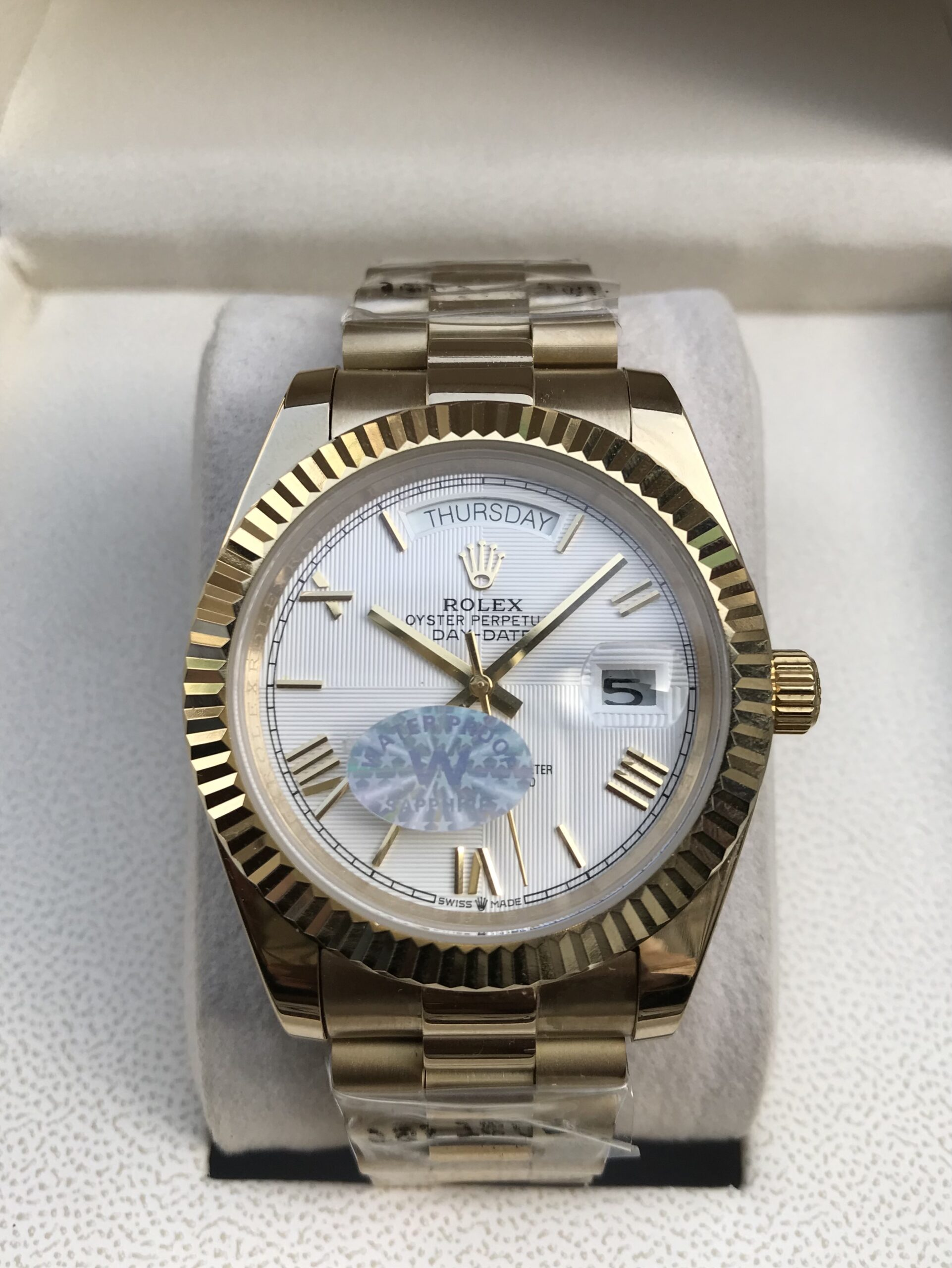 Rolex Oyster Perpetual Day Date Watch