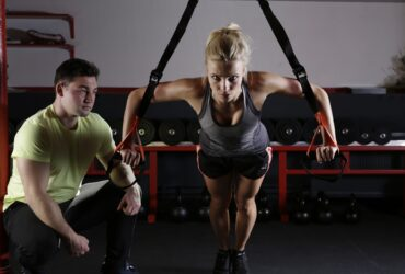 Personal Trainer in Canary wharf