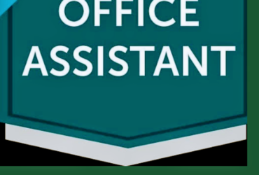Recruiting office assistants