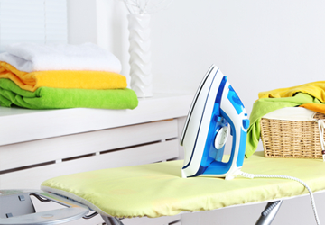 CHEAP LAUNDRY AND IRON CLEANING SERVICES
