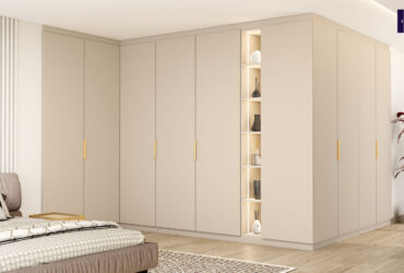 Fitted UK Corner Wardrobes for Sale   Corner Fitted Wardrobe   Inspired Elements   London
