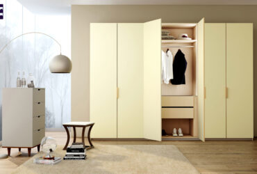 Customised Wardrobe | Made to Measure Wardrobes | Built in Wardrobe with Tv | Fitted Wardrobes UK