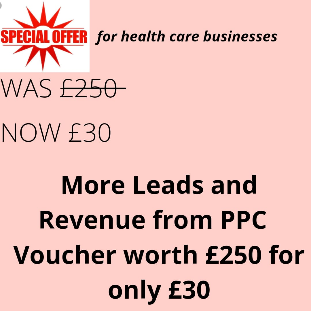 PPC Campaign £250 worth of Advertising for £30 only