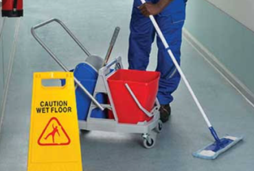 Professional cleaning services at your doorstep