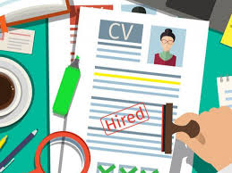 CV writing services available