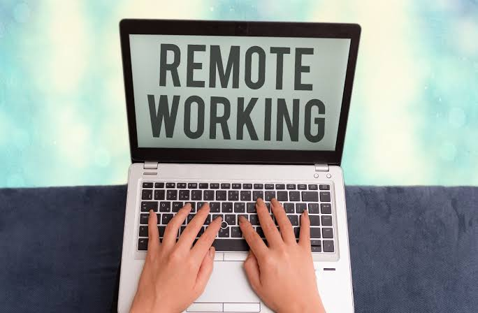 Work Remotely From Home