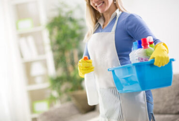 Experienced gallery cleaning services